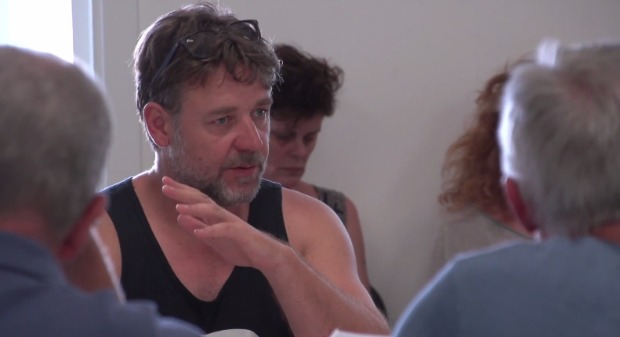 Watch First Featurette For The Water Diviner Directed By Russell Crowe