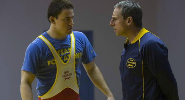 Cannes Buzzfest Foxcatcher First Teaser Trailer Wrestles Online