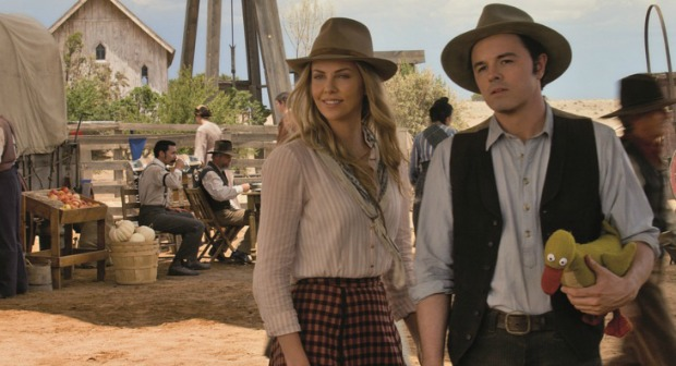 Film Review – A Million Ways To Die In The West (2014)