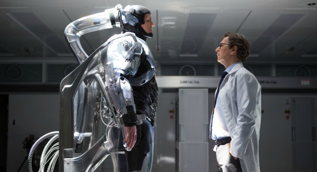 Comply And Win Robocop (2014) On DVD