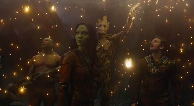 Guardians Of The Galaxy Film Review