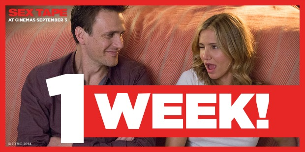 Win Sex Tape Starring Cameron Diaz and Jason Segel Merchandise