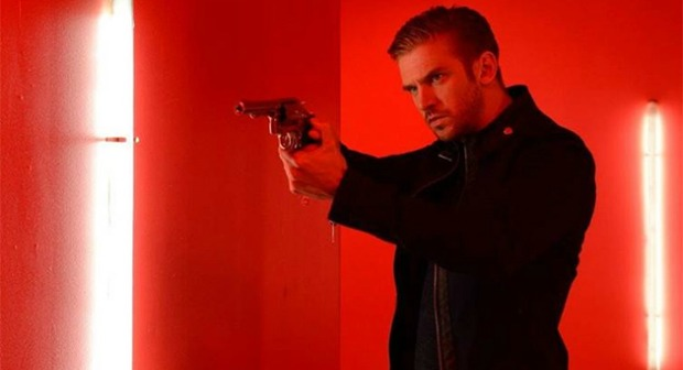 Win The Guest Starring Dan Stevens On DVD