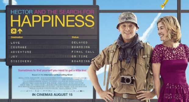 Film Review  Hector And The Search For Happiness (2014)