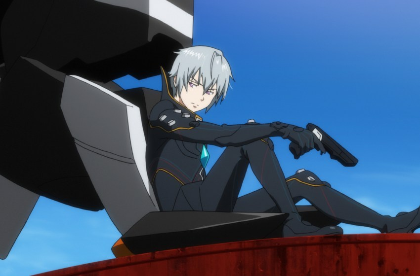 DVD Review – Gargantia on the Verduous Planet