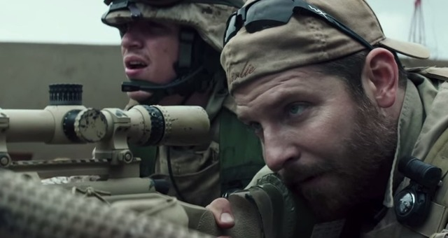 Bradley Cooper Is The Most Leathal Weapon In American Sniper Trailer