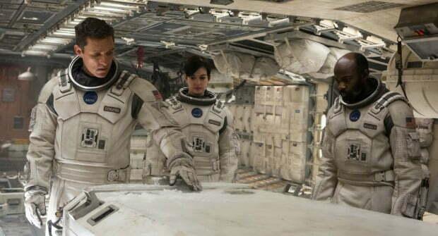 Interstellar Wins Best Film, Best Director 20th Jameson Empire Awards