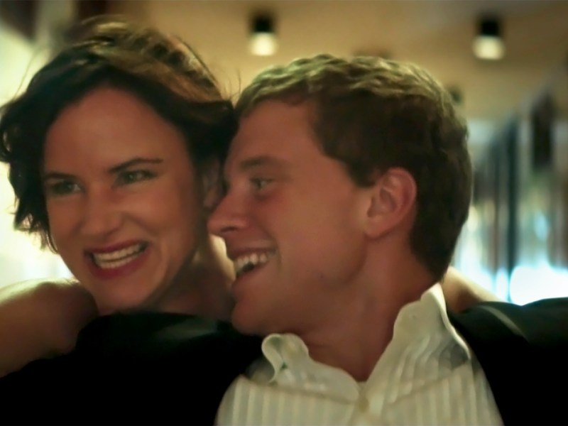 Film Review – Kelly and Cal (2014)