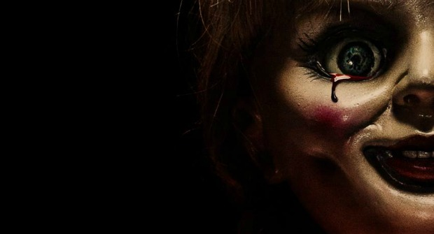 Win The Best In Horror on DVD & Blu-ray™ with ANNABELLE!