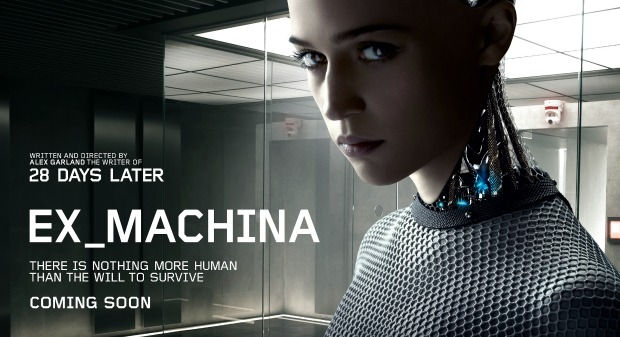 Man And Machine Love Extreme  In First Ex_Machina Trailer