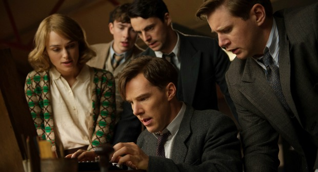 Benedict Cumberbatch Breaks The Code UK Trailer For The Imitation Game