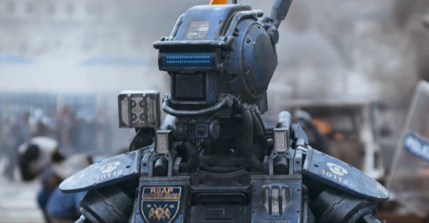 Watch First Trailer For Neil Blomkamp's Chappie, Johnnie 5 re-incarnated?