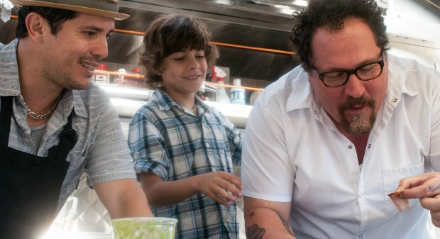 DVD Review – Chef (2014)