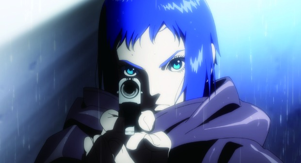 Anime Review – Ghost in the Shell Arise