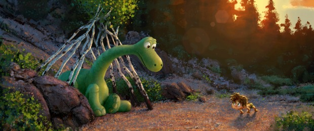 History Re-written In The Good Dinosaur First Trailer ?