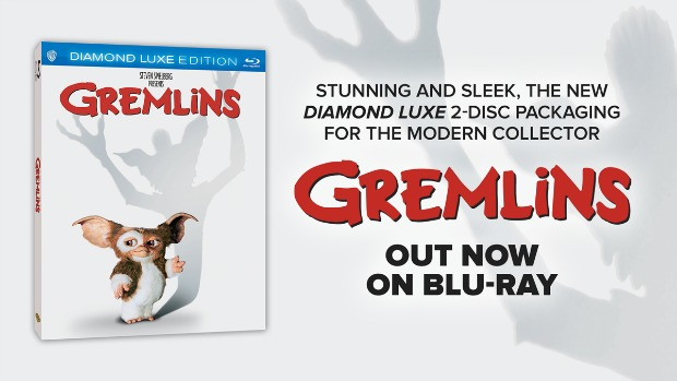 Win Gremlins on Blu-ray!