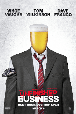 Vince Vaughn has Unfinished Business in new trailer