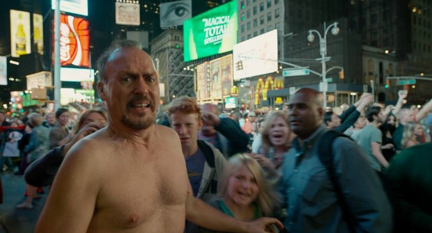 He Maybe Cometh But His Family Have Goneth In BiRDMAN New Clips
