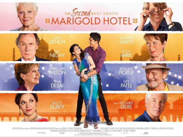 The Second Best Exotic Marigold Hotel To Receive A Royal Premiere