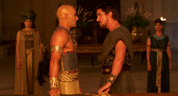 New Trailer & Clips Show Exodus:Gods And Kings Will Be Epic
