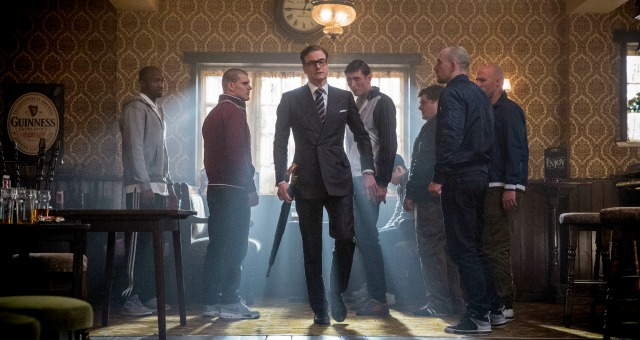 Watch Kingsman: The Seceret Service World Premiere Live