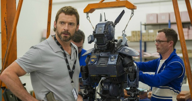 Johnny Five Is Go! Sorry Chappie Is Go In New UK Trailer