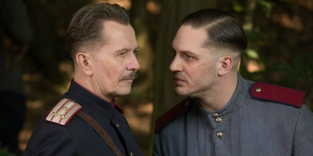 Watch Tom Hardy in Child 44 trailer