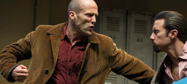 Watch new clip for Wild Card starring Jason Statham