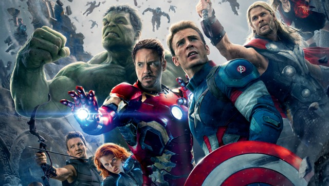 'Payoff' Time For Avengers:Age Of Ultron New Poster