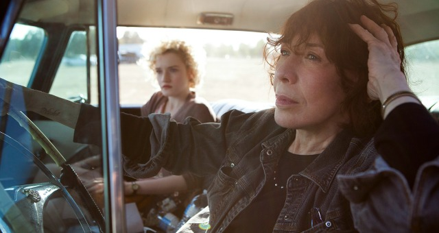 Lily Tomlin Is No Ordinary Granny In Grandma UK Trailer
