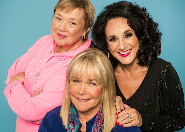 Win Birds of a Feather The Complete ITV Series Two On DVD