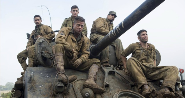 Blu-ray Review – Fury (2014)
