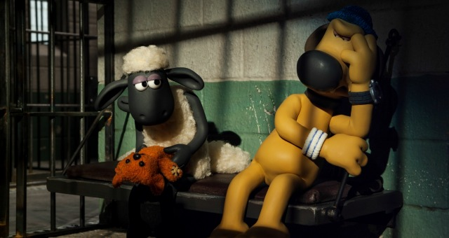 Film Review – Shaun The Sheep The Movie  (2015)