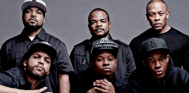 Raw Passion Of Hip Hop Unleashed In Straight Outta Compton Trailer