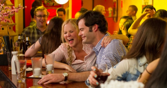 First look at Amy Schumer in Apatow's 'Trainwreck'