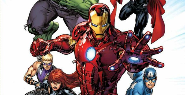 Win A Copy Of Marvel: The Avengers Vault Book