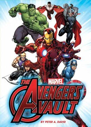 Avengers Vault_book