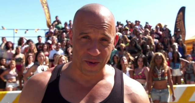 Vin Diesel Comes 'Home' In New 'Race Wars' Fast&Furious 7 Featurette