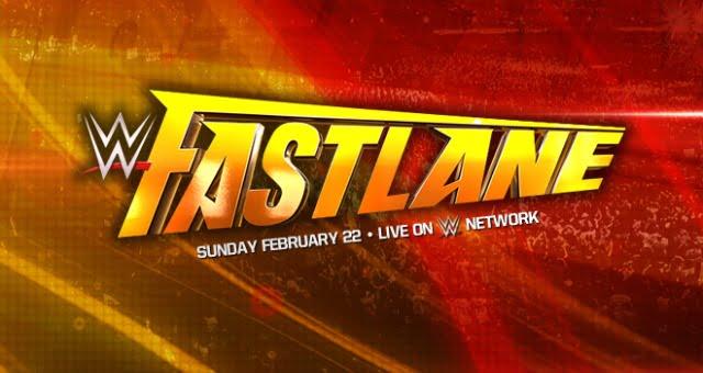 Wrestling Review – WWE Fastlane PPV (2015 February)