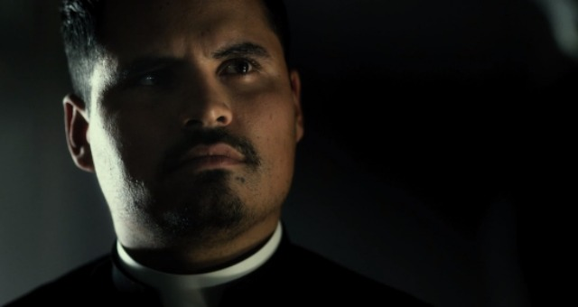 Michael Pena Is A Warrior Of God In The Vatican Tapes Trailer