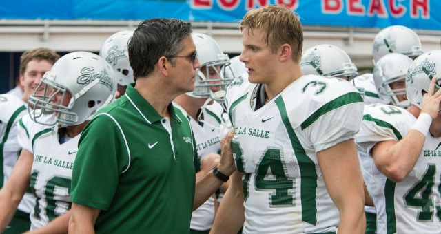 Win When The Game Stands Tall On DVD Starring Jim Caviezel