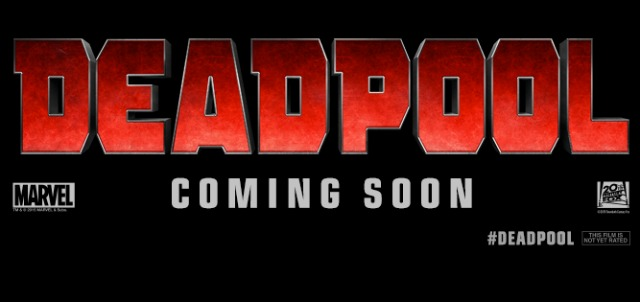 Hello Ladies..First Image For Deadpool Arrives!