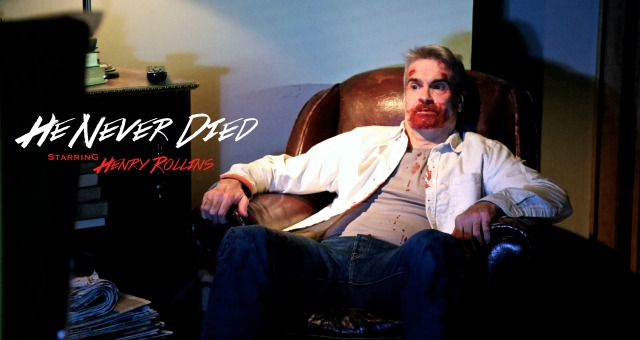 He Never Died, Leeds and Flying Nun – Interview with Henry Rollins