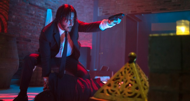 Keanu Reeves Proves Is No 'Little Nobody' In New John Wick TV Spot