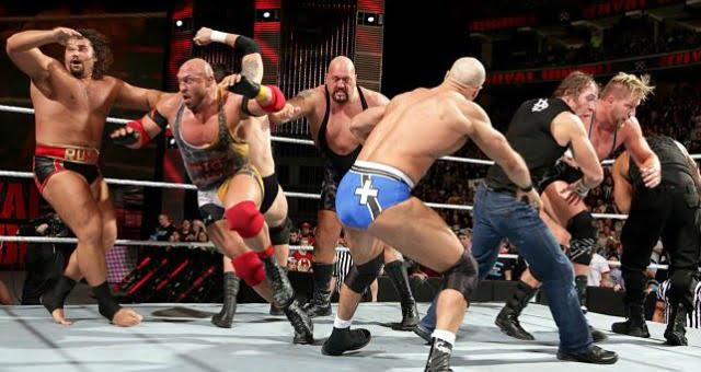 Win WWE Royal Rumble 2015 On DVD