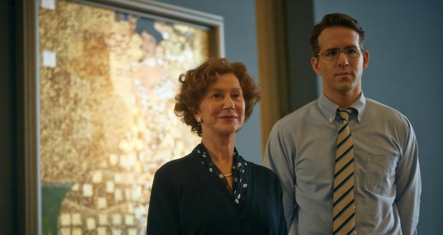Watch Helen Mirren in Woman in Gold trailer