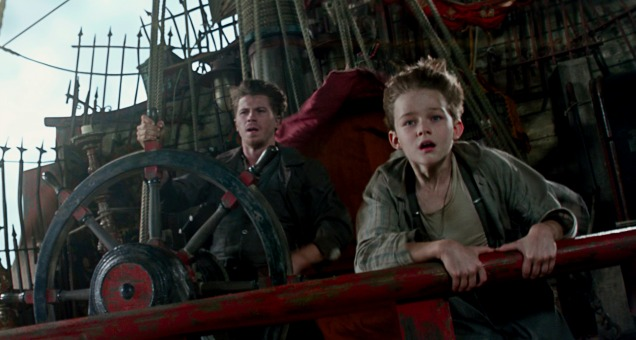 Jolly Roger Flies Into A New Poster For PAN