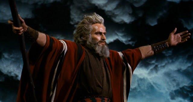 Win Noah, Ten Commandments On Bluray