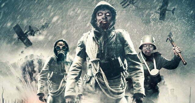Win a copy of World War Dead: Rise of the Fallen on DVD!