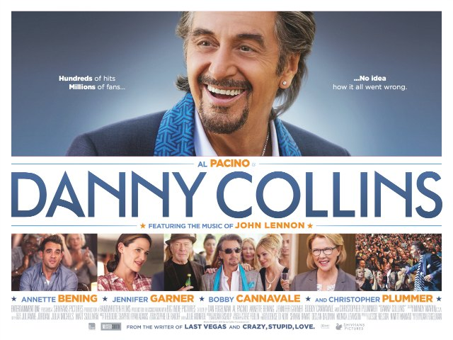 Al Pacino is an aging rockstar in Danny Collins trailer